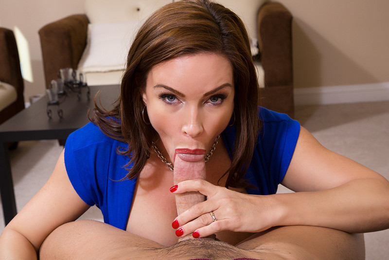 Something is. Diamond foxxx seduced by cougar
