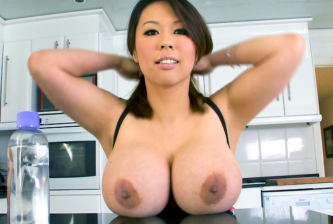 Bit tits asians