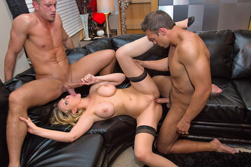 julia ann interracial gangbang