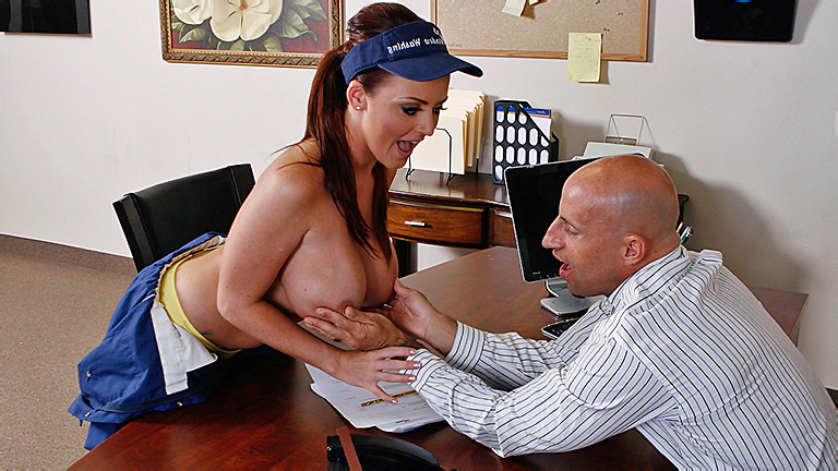 Think already big tits at work sophie dee