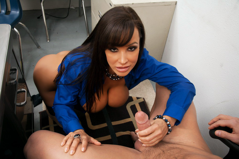 Lisa Ann First Sex Video